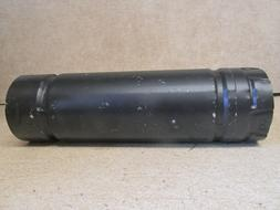 """DuraVent 12"""" Length Pipe Extension - Chimney Pellet Stove Fi"""