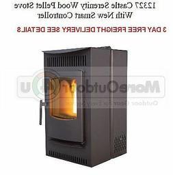 12327 new s serenity wood pellet stove