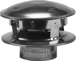 Selkirk 243800 3VP-VC 3-Inch Pellet Stove Vent Vertical Cap