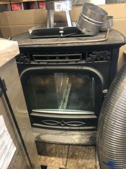 Harman 25th anniversary edition pellet stove.