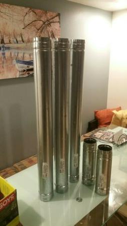 3 inch dura vent pellet stove pipe