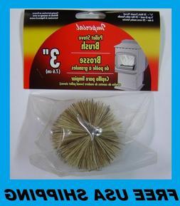 IMPERIAL MFG GROUP USA INC 3-Inch Fiber Pellet Stove Brush B