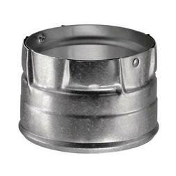 DuraVent 3067A Stainless Steel Clean-out Tee Cap with 3 Inch