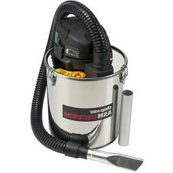 Shop-Vac 4041300 Ash Vacuum, Stainless Steel, 5 Gallon