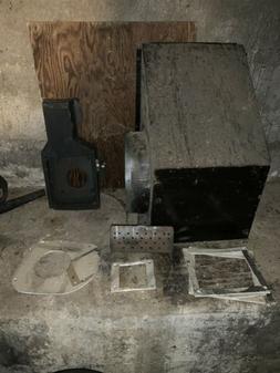 Fahrenheit 50 Pellet stove parts