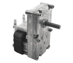 "Dayton Model 52JE07 Gear Motor 3/8"" Shaft 4 RPM CCW 115V"