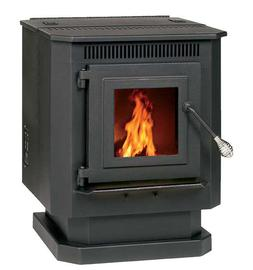 55-TRP10 - PELLET BURNING STOVE F2 - 1,500  -- can ship to t
