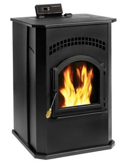 55-TRPCB120 - EPA Certified Pellet Stove -  auto-light- FREE