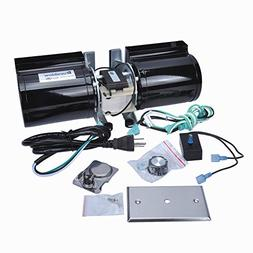 Durablow GFK-160 Fireplace Stove Blower Complete Kit for Len