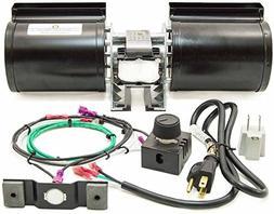 GFK-160A - GFK-160 Fireplace Blower Kit for Heat & GLO - Maj
