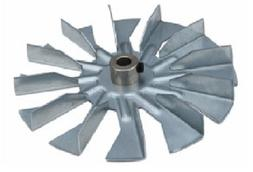 pellet stove exhaust fan blade