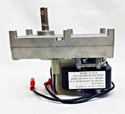 American Harvest AUGER Feed Motor 1 RPM CCW w/Hole # 80488 |