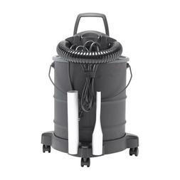 Ash Vacuum 6 Gal Quiet Vac 8 Amp Clean Fireplace Pellet Stov