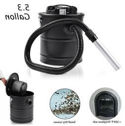 Ash Vacuum Cleaner Pellet Stove Vacuum 5.3 Gallon Powerful 1