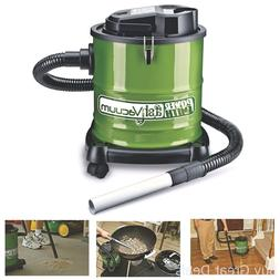 Ash Vacuum Fireplace Vac Wood Pellet Stove Barbecue Grill Du