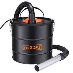 Ash Vacuum, TACKLIFE 800W Ash Vacuum Cleaner Ash VAC Caniste