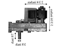 PelletStovePro - Whitfield Pellet Stove 1 RPM Auger Motor 12