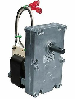 AUGER FEED MOTOR for HARMAN PELLET STOVE  4 RPM CCW - PN 3-2