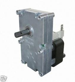 AUGER FEED MOTOR for WHITFIELD  PELLET STOVES - 1 RPM CW -