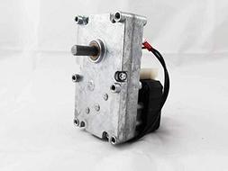 Vogelzang Auger Motor, VG5770, VG5790, 1 RPM CCW W/Hole 8052