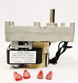 Auger FEED Motor Pellet Stove 1 RPM CLOCKWISE - Top Rated 1