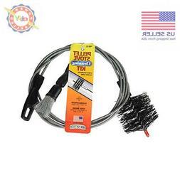 Brushtech B67C Pellet Stove Cleaning Kit Flexible Brush Clea