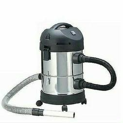 Barrel ash cleaner vacuum Lt 20 Wet and Dry 1200 W for stove