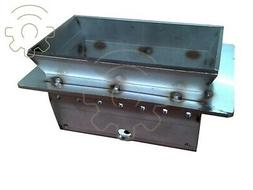 Brazier steel parts for pellet stove King Hydro 15 measures
