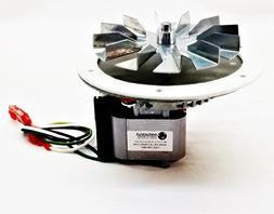 Breckwell Pellet Stove Combustion Exhaust Blower Fan Motor.