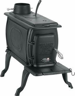 Vogelzang BX26E wood stove and Simpson Duravent Chimney Cap