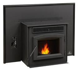 Timberwolf by Napoleon ECO TPI35 Pellet Stove Insert Rear Ve