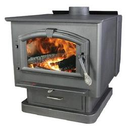 CENTURY TURN WOOD LOG and PELLET STOVE