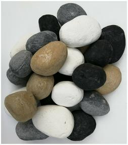 Ceramic Stone-like Pebbles For Gas Ethanol Fireplace,Stove,F