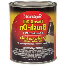 UNITED STATES HDW/U S HA CH0134 16OZ BLK Brush On Paint