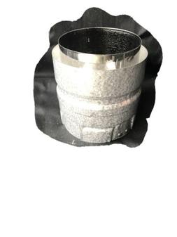 DuraVent Chimney Stove Pipe Adapter Pellet Vent 3 Inch Stain