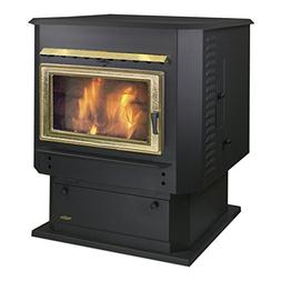 Classic Black with Gold Door MagnuM Grand Countryside Wood P