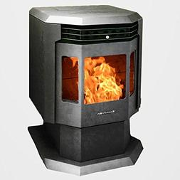 ComfortBilt 2,200 sq. ft. EPA Certified Pellet Stove with Au