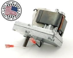 St Croix Auger Feed Motor Pellet Stove Fireplace - 2 RPM CW