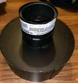 Simpson Duravent Pellet Stove Vent/Dura Plus Adapter Insulat