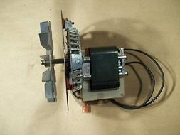 EF-161-A ENVIRO PELLET STOVE COMBUSTION BLOWER MOTOR W/IMPEL