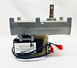 Englander Pellet Stove Auger Feed Motor 1 RPM CCW W/HOLE, PU