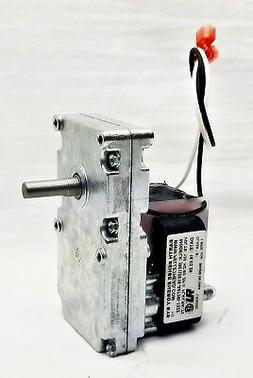 Englander Pellet Stove Auger Motor 1 RPM CCW W/HOLE - BALL B