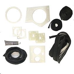 Englander Pellet Stove Complete Gasket Replacement Kit for 2