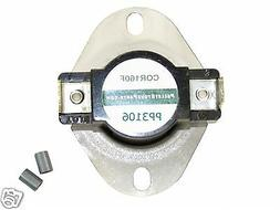 ENVIRO PELLET STOVE BLOWER - FAN TEMP SWITCH      #  EF-013