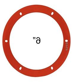 Harman Exhaust Combustion Motor 6 inch Silicone Gasket