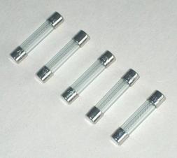 FIVE Quadra-Fire & Heatilator pellet stove 7 amp fuses, 812-