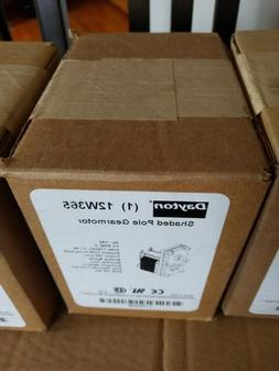Dayton Gear Motor 12W365 pellet stove