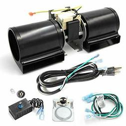 VICOOL GFK-160 GFK-160A Fireplace Blower Kit for Heat N Glo,