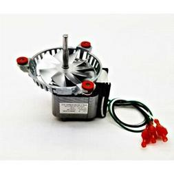 harman combustion exhaust fan motor for pellet stoves #3-21-