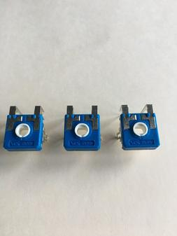 "Harman Pellet Stove Blue OEM Control Potentiometers  w/ ""Ins"